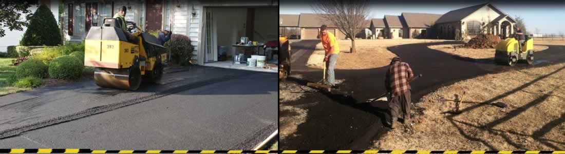 Residential and Commercial Asphalt Paving