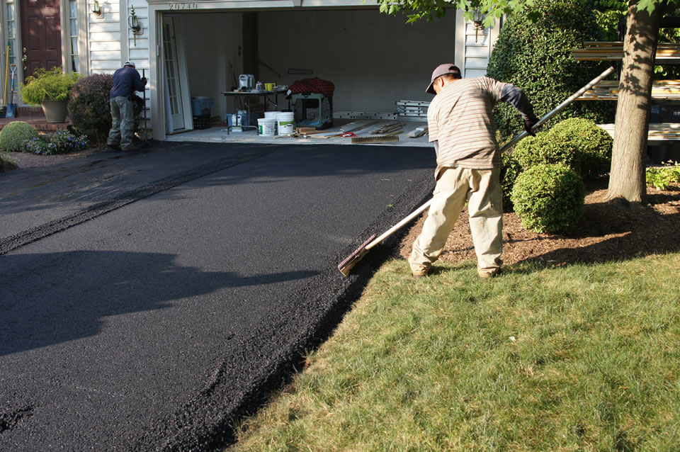 Asphalt Paving Services Northern Virginia and Maryland