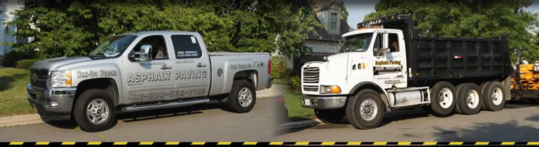 Residential and Commercial Asphalt Paving Services