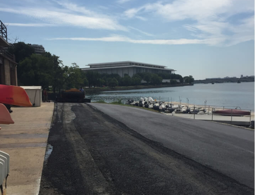 Commercial Asphalt Paving in Northern Virginia