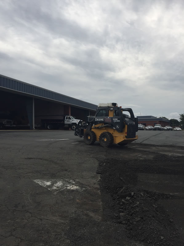 Commercial Asphalt Paving Gainesville, Virginia
